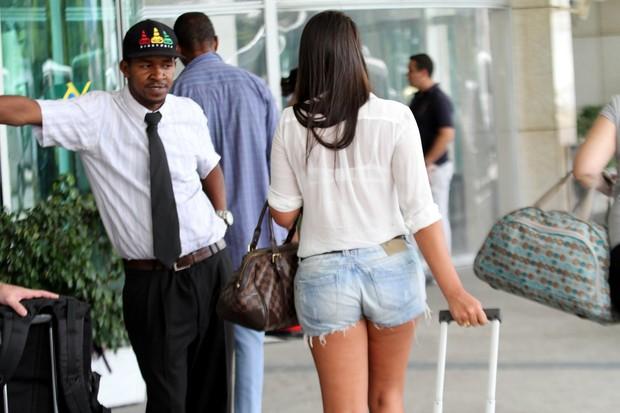 Patricia Jordane (affair de Neymar) (Foto: Henrique Oliveira / FotoRioNews)