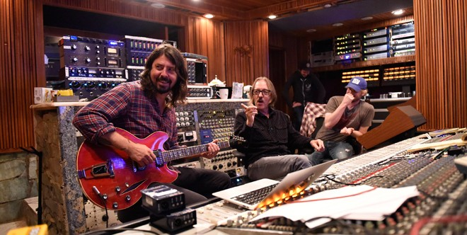 Foo Fighters - Sonic Highways (Foto: Kevin Mazur/ Roswell Records)