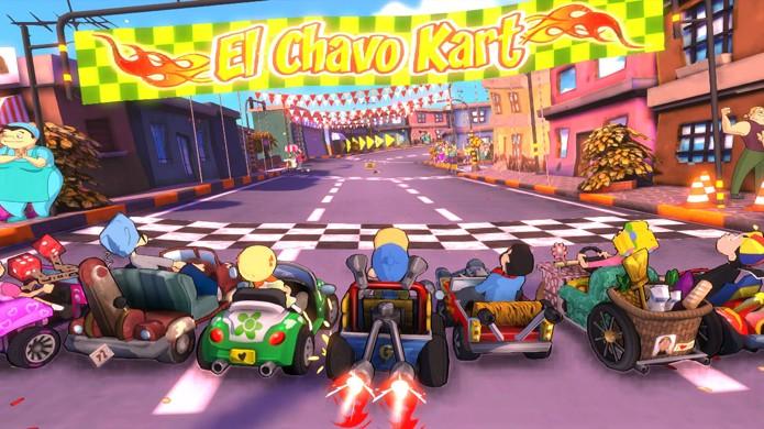 Torneios colocam os personagens para se enfrentarem em corridas e modos especiais (Foto: Divulgação)