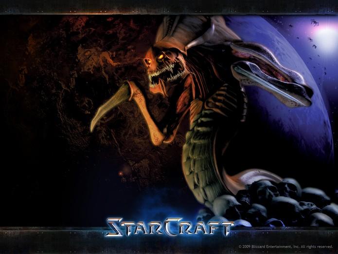 StarCraft: Brood War é a elogiada expansão do primeiro game (Foto: Divulgação/Blizzard)