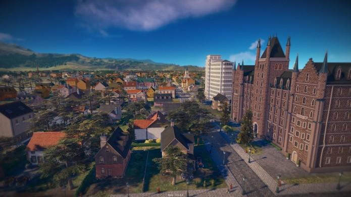 Urban Empire faz com que o jogador construa uma cidade e lute pelo poder (Foto: Divulgação/Reborn Interactive)