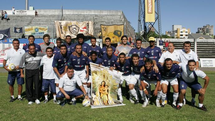 Remo foi campeão brasileiro da Série C de 2005 (Foto: Carlos Silva)