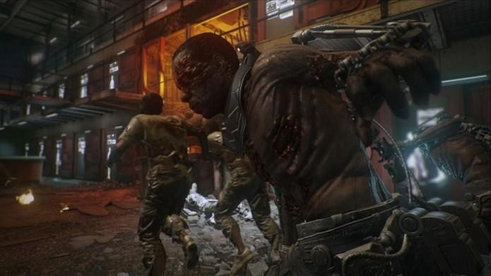 Zumbis serão horda bônus no modo Exo Survival de Call of Duty: Advanced Warfare (Foto: GoodGameBro)