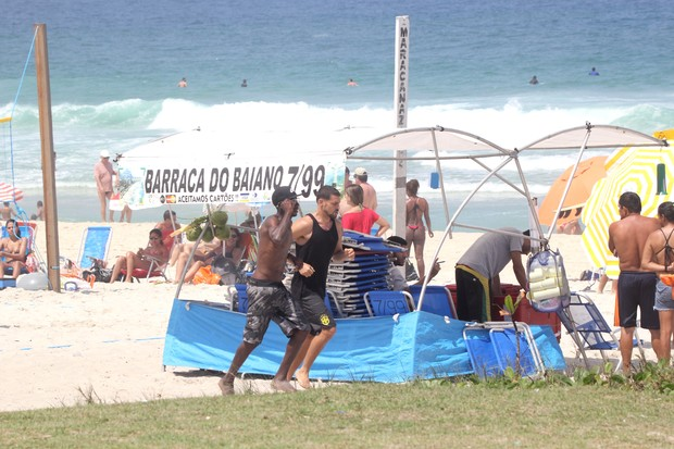 Cauã  Reymond (Foto:  J.HUMBERTO/AgNews)