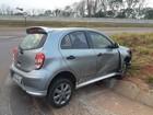 Trio rouba carro e assalta postos de combustíveis e motel em Bauru