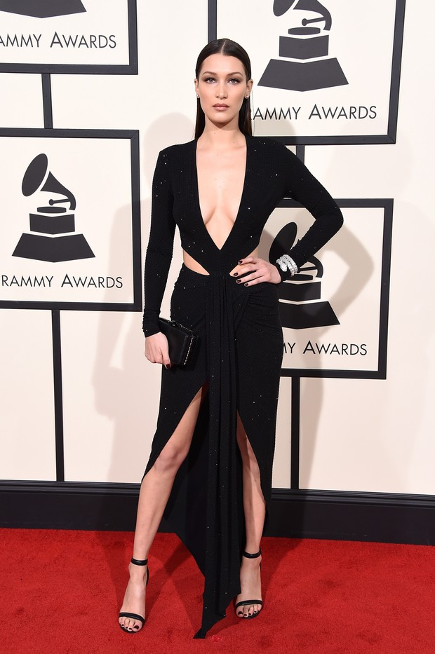 Bella Hadid (Foto: Agência Getty Images)