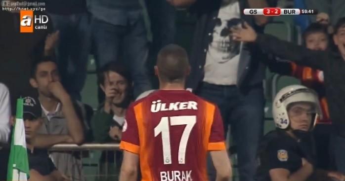 Burak define o placar e dá titulo da Copa da Turquia ao Galatasaray