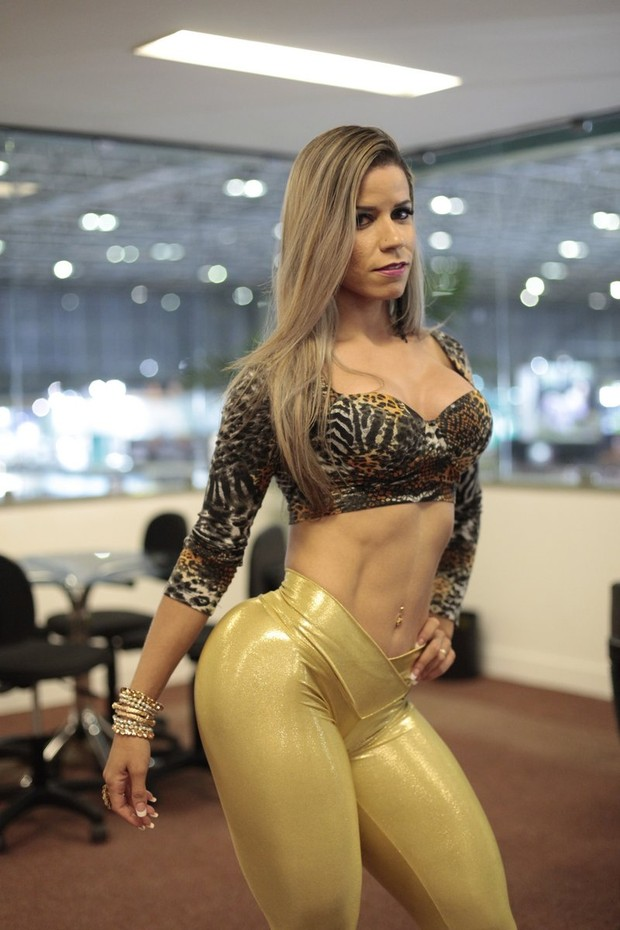 Lorena Alves (Foto: Isac Luz / Ego)