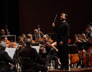 Concerto da Orquestra Sinfônica do Paraná (Foto: Divulgação)