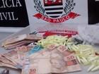 Homem é preso em Marília suspeito de vender drogas em excursão