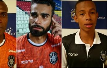 Empate diante do ESFC marca estreia de três jogadores pelo Rio Branco-ES