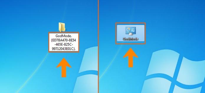 Adicione o código do GodMode e confirme (Foto: Reprodução/Barbara Mannara)