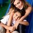 Andressa Urach posa com o filho para o EGO (Foto: Marcos Serra Lima / EGO)