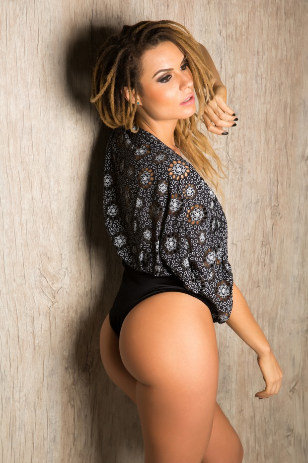 Fernanda Lacerda, a Mendigata (Foto: Divulgação/Stúdio Woody-MF Models Assessoria)