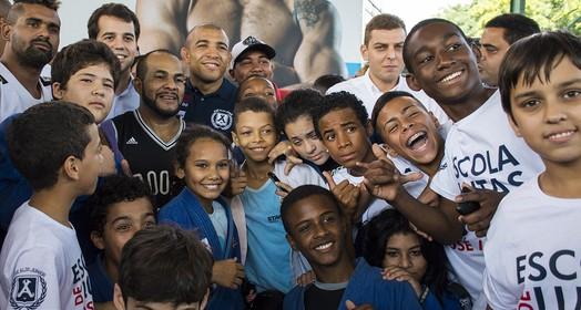 LUTA SOCIAL (Felipe Fiorito/divulgação)