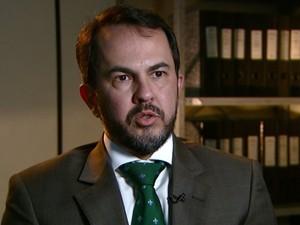 Promotor de Infância e Juventude, Fábio José Bueno (Foto: Reprodução/ EPTV)