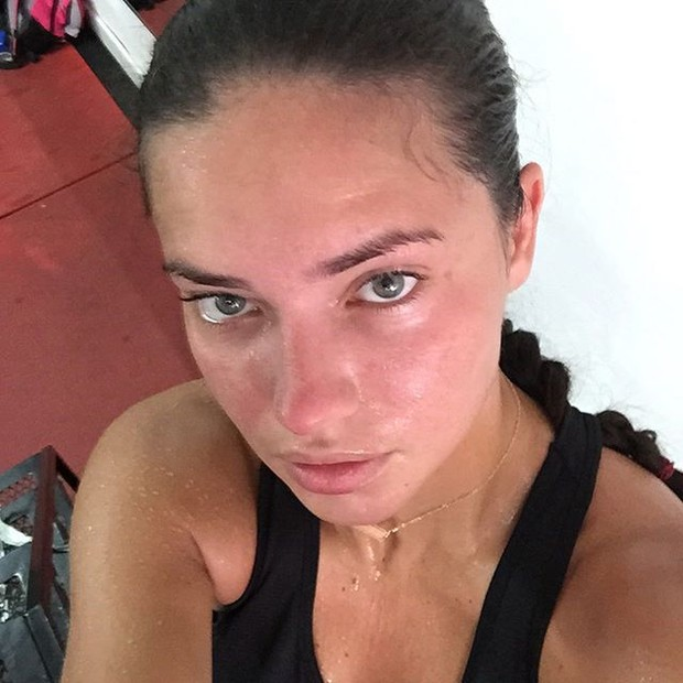 Alexandra Daddario Ungeschminkt