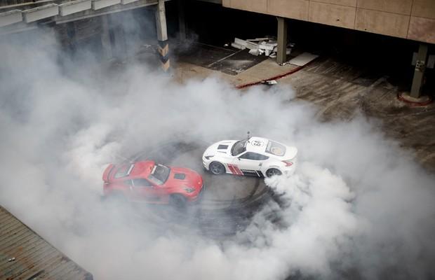 Nissan 370Z (Foto: Divulgação)