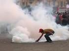 Onda de protestos se espalha por todo o Oriente Médio