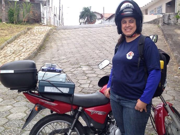 Conheça a marida de aluguel no Mistura (Foto: RBS TV/Divulgação )