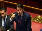 Novo governo da Itália ganha voto de confiança do Senado