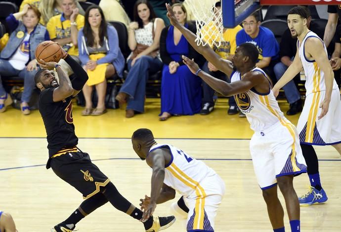 Golden State x Cleveland - final da nba jogo 7 - Kyrie Irving (Foto: Reuters)