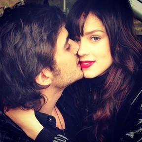 Sophia e Fiuk (Foto: Reprodução/ Instagram)