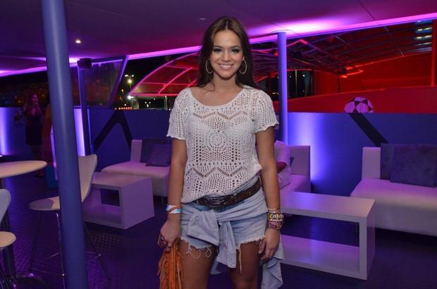 Bruna Marquezine (Foto: Leo Marinho / AgNews)