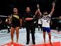 """Gastelum explica desafio a Anderson: """"É uma lenda e quero lutas grandes"""""""