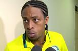 Keno torce por recuperação de Moisés e se diz feliz por sua atuação pelo Palmeiras