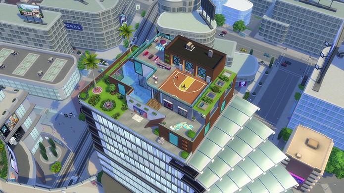The Sims 4 terá cobertura (Foto: Divulgação/EA)