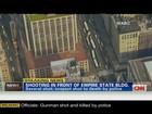 Tiroteio deixa 2 mortos e 9 feridos em frente ao Empire State em NY