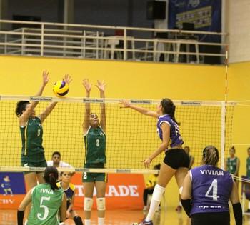 Campeonato Brasileiro de Vôlei juvenil feminino 2016 (Foto: Divulgação/CBV)