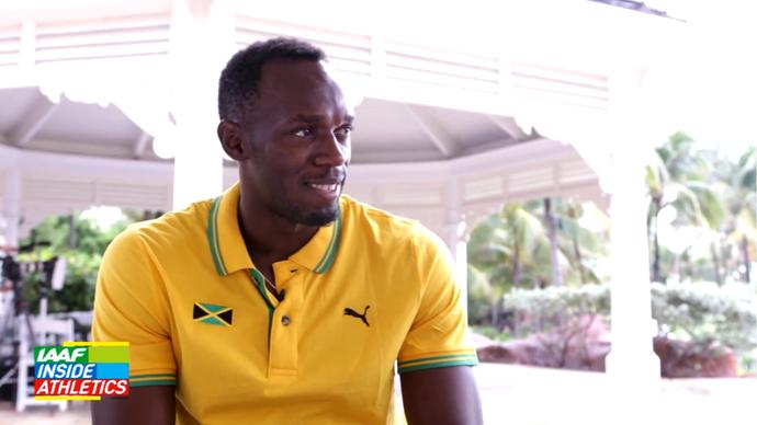 Usain Bolt (Foto: Reprodução / YouTube)