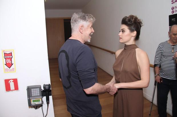 Miguel Falabella e Alessandra Maestrini (Foto: Thyago Andrade/Brazil News)