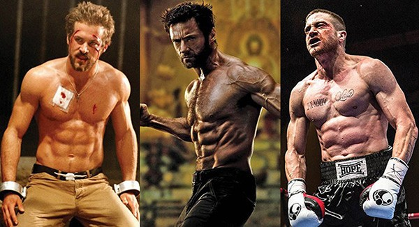 Ryan Reynolds, Hugh Jackman, Jake Gyllenhaal (Foto: Divulgação)