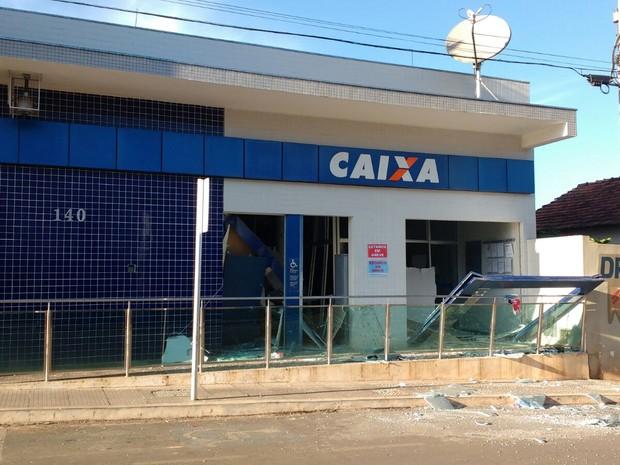 De acordo com a PM, ação durou cerca de 3 minutos (Foto: Polícia Militar/Divulgação)
