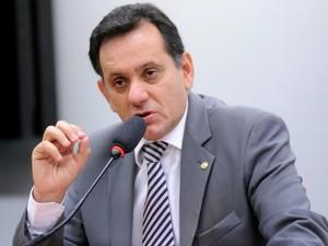 O deputado federal eleito Nilson Leitão (PSDB). (Foto: Lúcio Bernardo Jr. / Câmara dos Deputados)