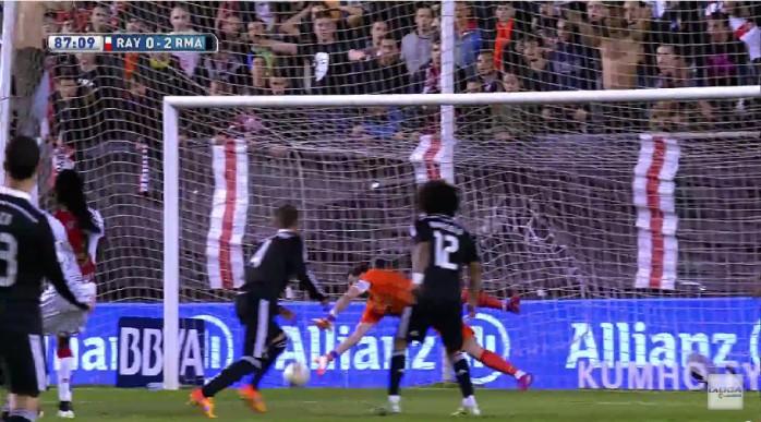 Casillas Real Madrid Rayo Vallecano