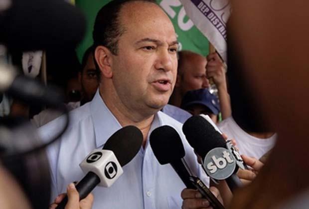 Pastor Everaldo (Foto: Tikkho Maciel/Divulgação)
