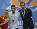 Daniel Dias supera Roy Perkins e leva o ouro nos 50m livre do evento-teste