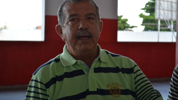 Reinaldo Moura, conselheiro do Sergipe (Foto: Thiago Barbosa / GLOBOESPORTE.COM)
