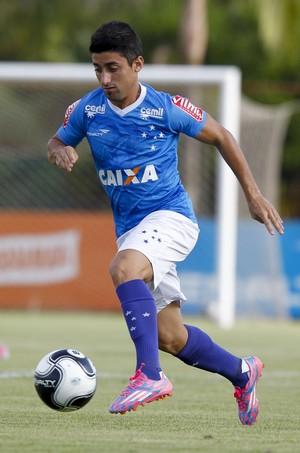 Matías Pisano; Cruzeiro (Foto: Washington Alves/Light Press)