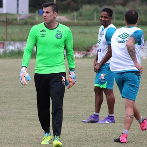 Marcelo Boeck Chapecoense (Foto: Cleberson Silva/Chapecoense)