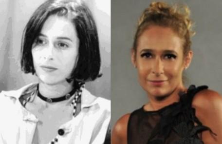 Andréa Beltrão tinha 30 anos quando a história de Ivani Ribeiro foi ao ar. Atualmente, a atriz está no ar em 'Tapas & beijos' TV Globo