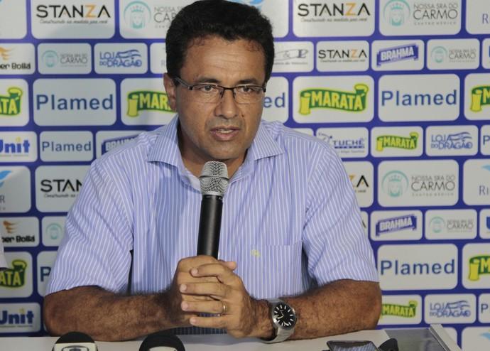 Luiz Roberto (Foto: Osmar Rios / GloboEsporte.com)