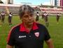 Mogi aposta no ataque para encarar  o São Caetano e sair da degola na A2