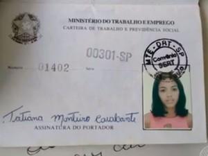Turista alagoana estava em Salvador desde o natal (Foto: Reprodução/TV Bahia)
