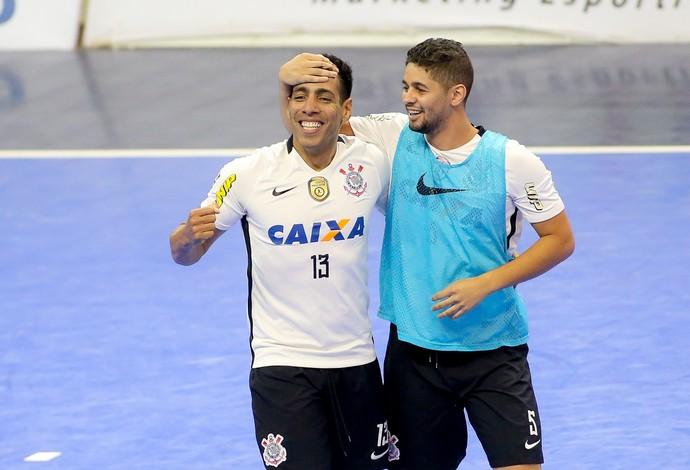 Índio Corinthians x Sorocaba final Liga Nacional de Futsal (Foto: Rodrigo Coca/Ag. Corinthians)