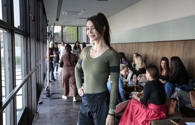 Luciana Mantegazza, diretora criativa da Balletto (Foto: Rafel Cusato)